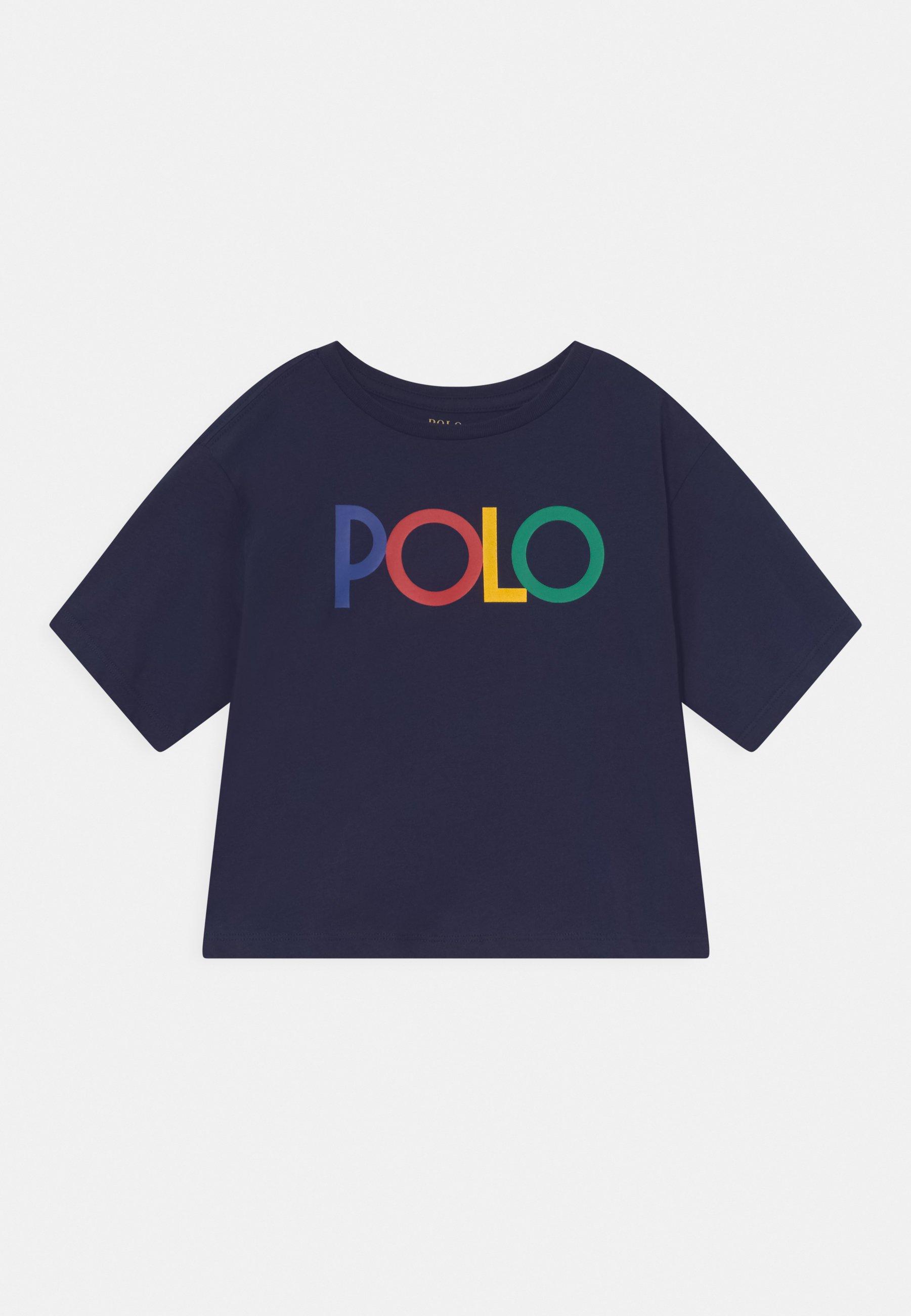 Kids CROP - Print T-shirt