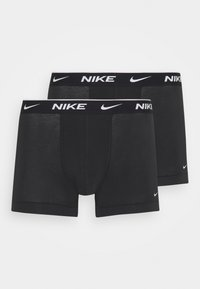 Nike Underwear - DAY STRETCH TRUNK 2 PACK - Pants - black - 2
