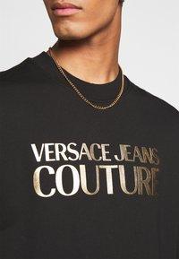 Versace Jeans Couture - FELPA - Sweatshirt - black - 6