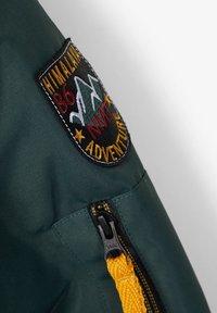 Name it - Ski jacket - darkest spruce - 3