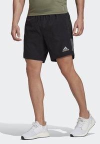 adidas Performance - kurze Sporthose - black - 0
