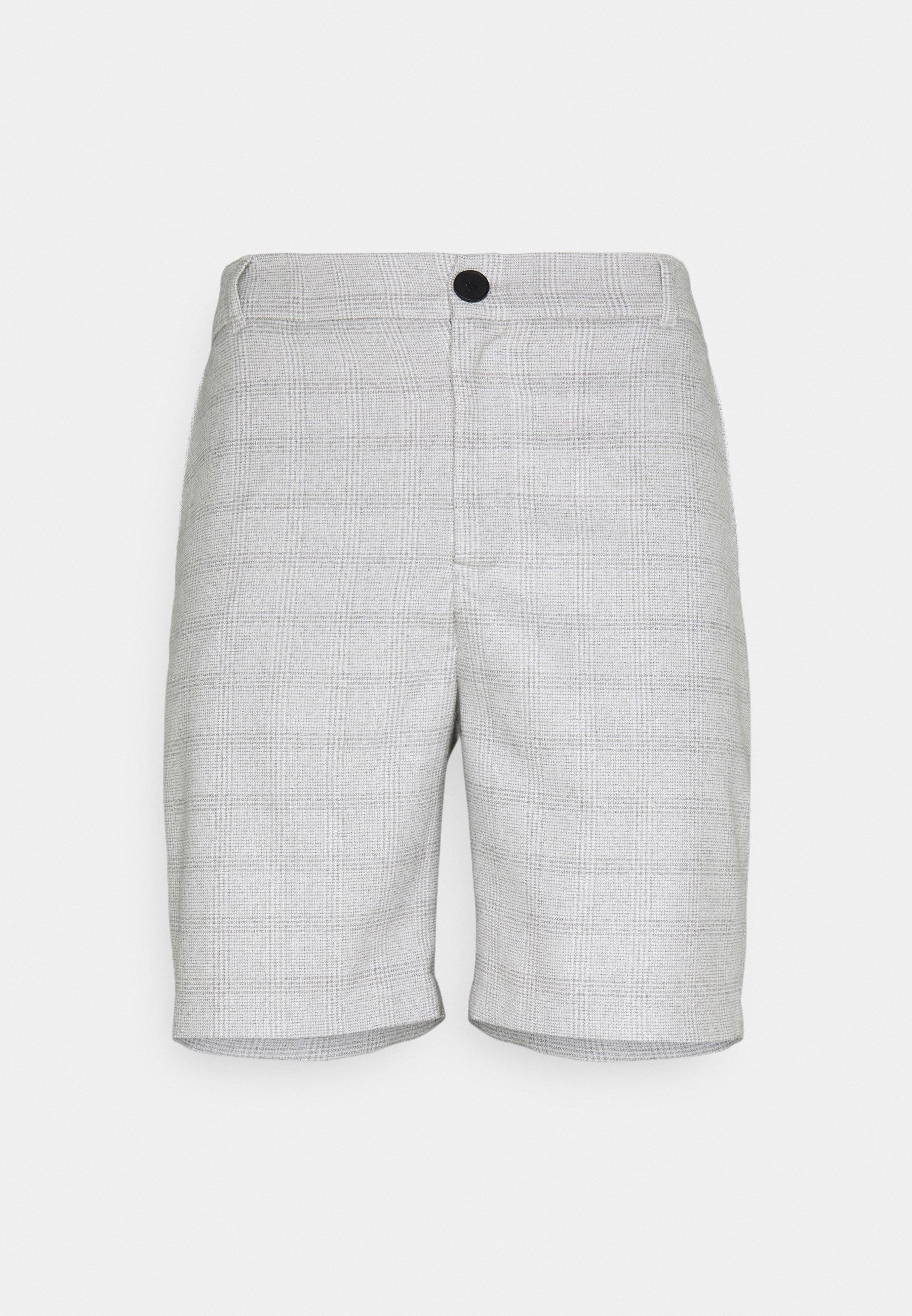 Men CHARLIE CHECK - Shorts