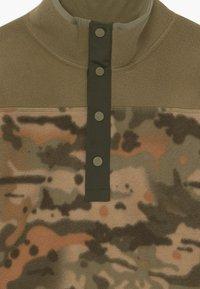 Burton - SPARK  - Fleecová mikina - khaki - 3