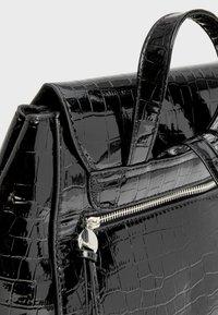 Stradivarius - Rucksack - black - 4