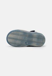 Primigi - Ankle strap ballet pumps - blue - 4