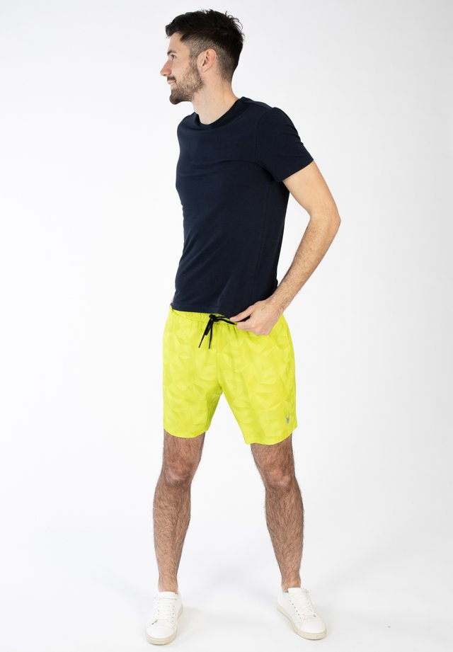 Szorty kąpielowe - lemon