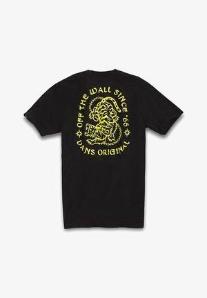 ANIMAL CLASSIC - T-shirt med print - black