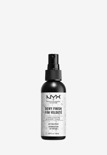 SETTING SPRAY - Setting spray & powder - 2 dewy