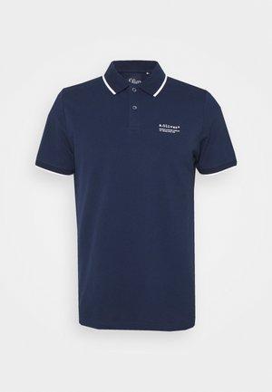 TIPPING - Poloshirts - blue