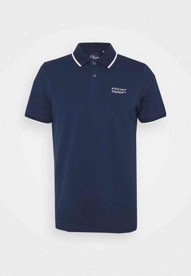 TIPPING - Poloshirt - blue