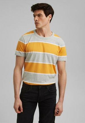 T-shirt imprimé - sunflower yellow