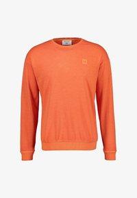 NEW IN TOWN - LONGSLEEVE - Sweater - orange - 4
