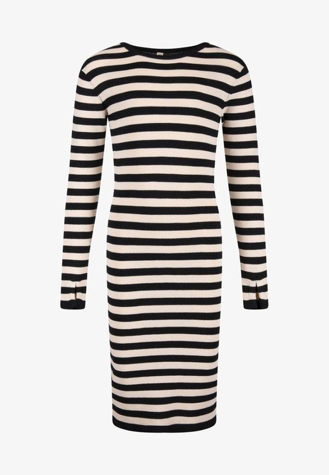 KARINA - Jumper dress - black