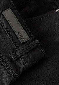 LMTD - Jeans bootcut - black - 3