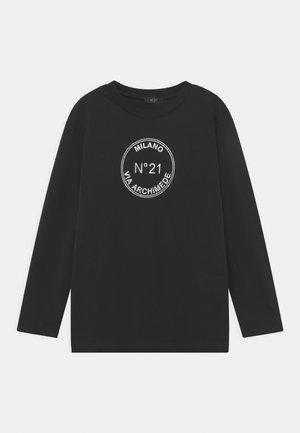 UNISEX - Langarmshirt - black