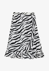 Friboo - A-line skirt - anthracite - 3