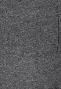 Anna Field - Jednoduché triko - mottled light grey - 5