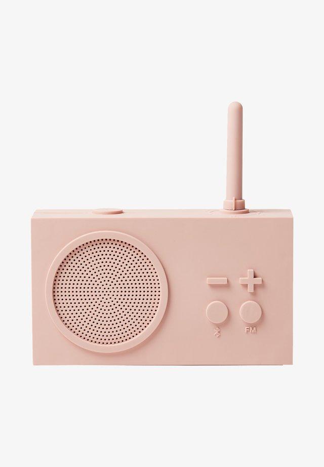 Radio - pink