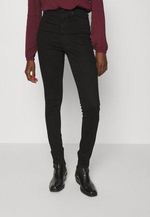 VMLOA TALL - Jeans Skinny Fit - black