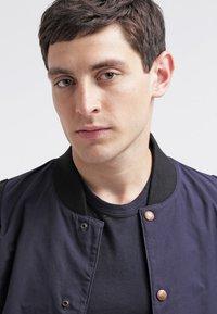 James Perse - CREW NECK - T-shirt basic - deep - 3