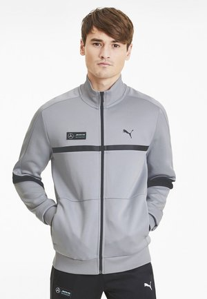 Training jacket - team silver