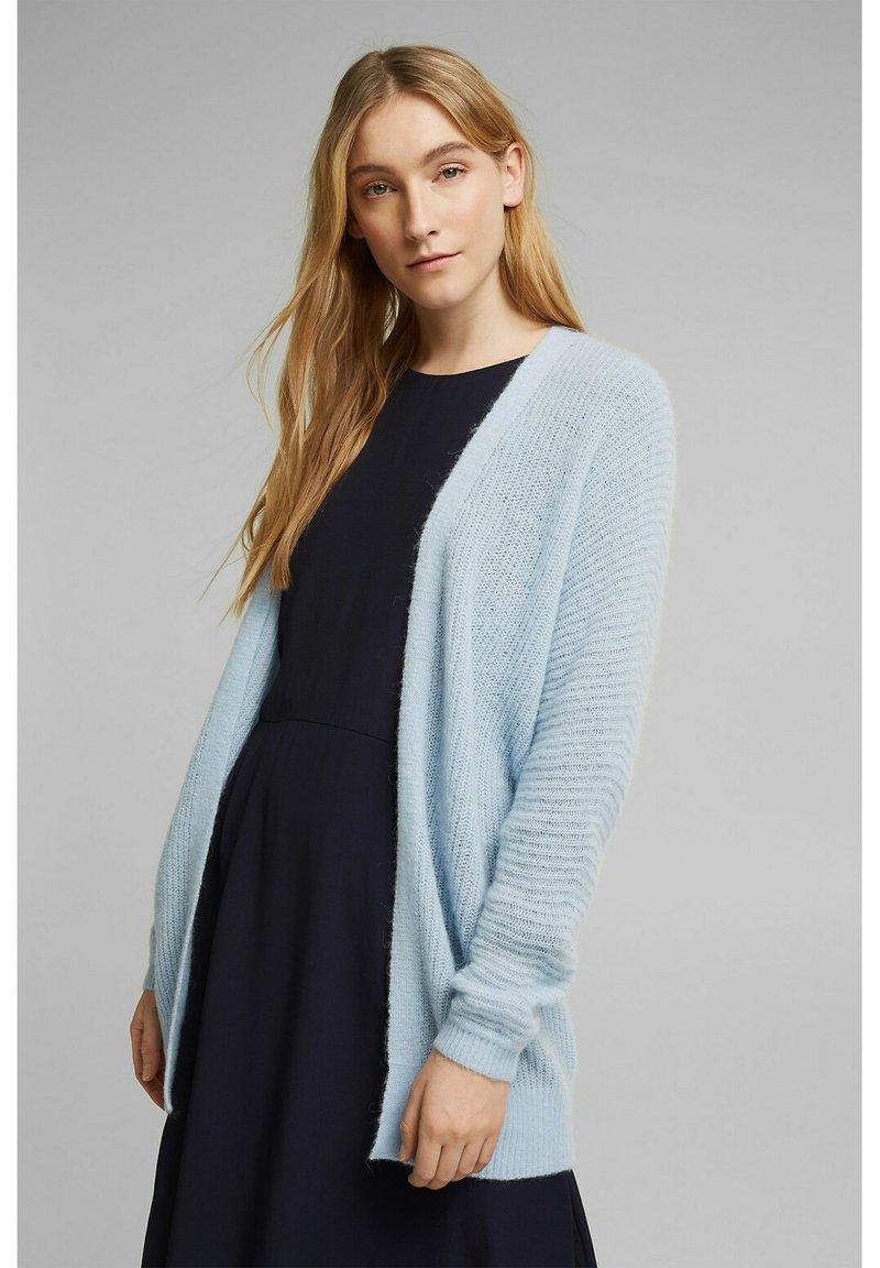 Esprit Collection - Cardigan - pastel blue