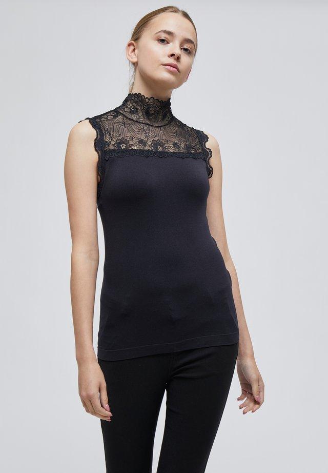VANESSA - Top - black
