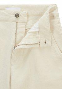 BOSS - Straight leg jeans - open white - 5