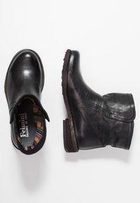 Felmini - GREDO - Stövletter - vintage black - 3