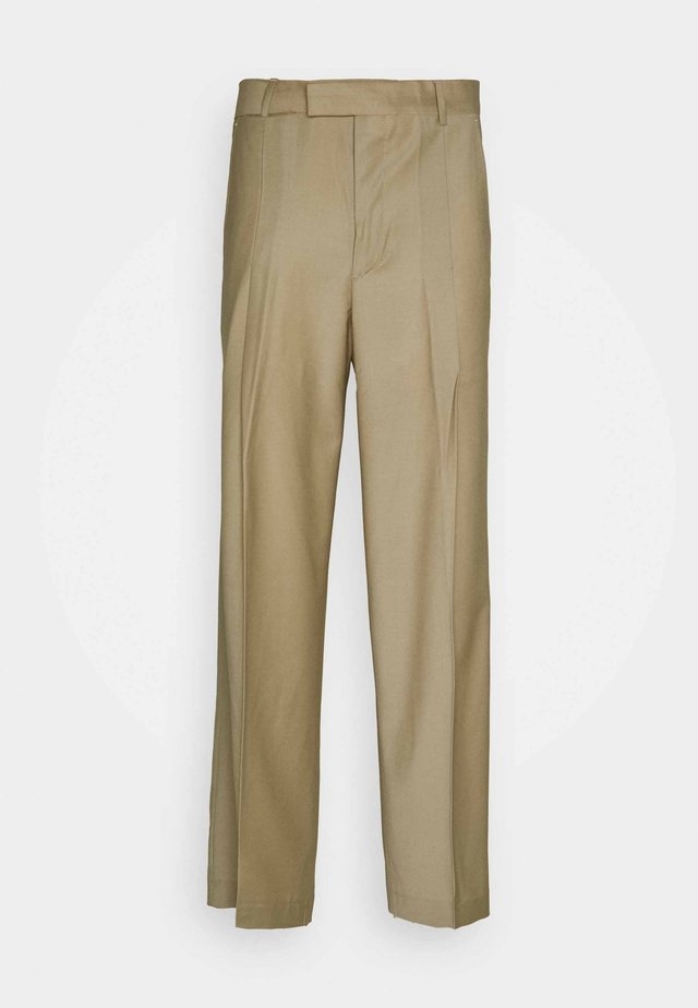 KEN TROUSERS - Puvunhousut - true
