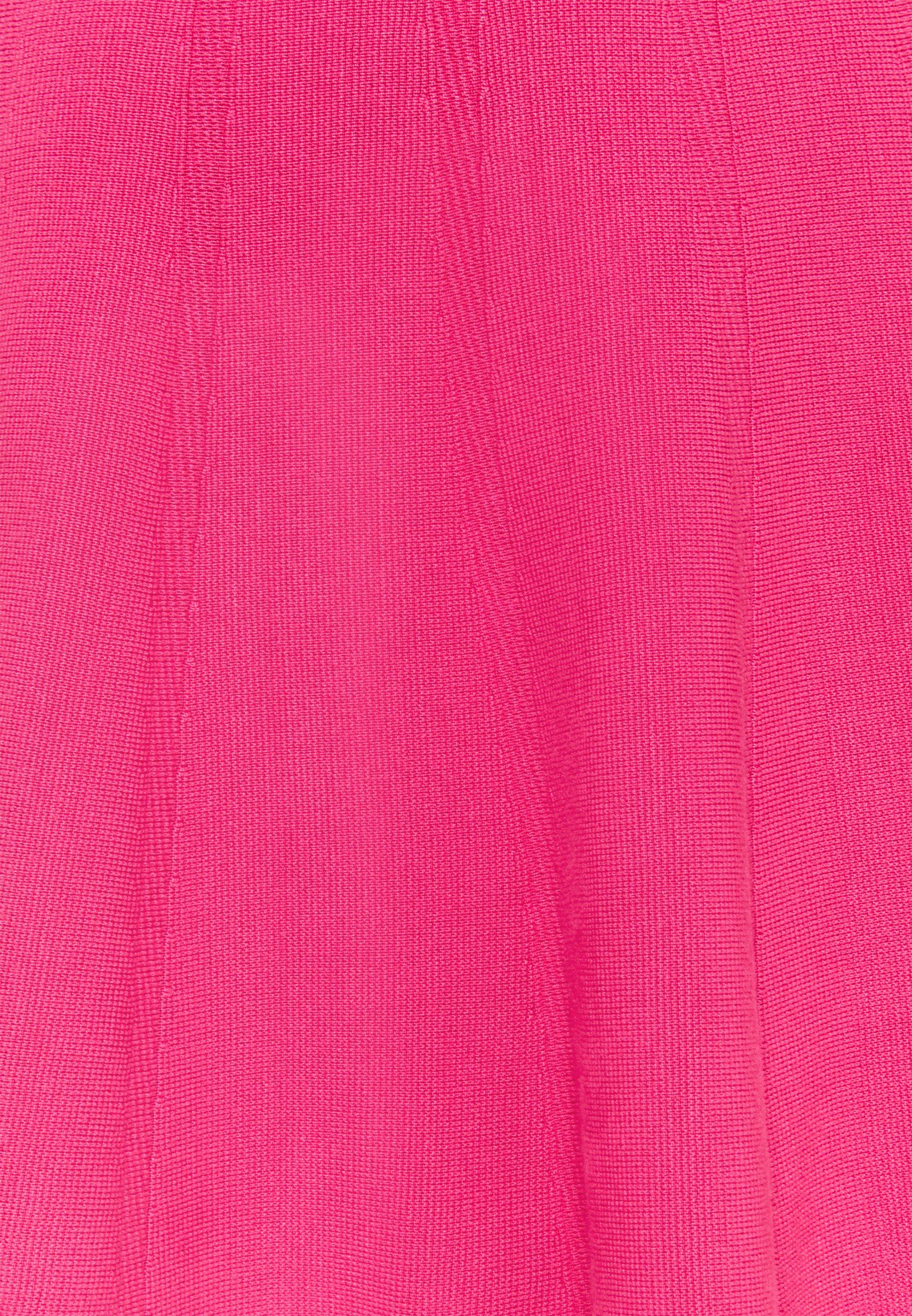 Pinko LIBERIA DRESS Strickkleid fuchsia/pink