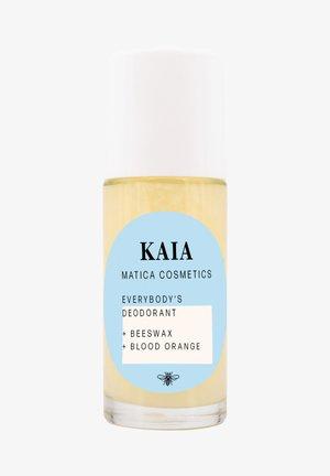 KAIA DEOROLLER BLUTORANGE - Deodorant - -