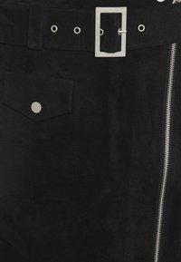 Freaky Nation - NEILA - Mini skirt - black - 2