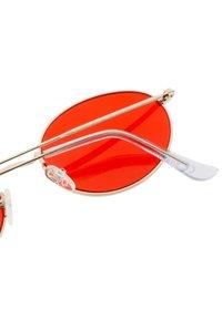 Icon Eyewear - OLSEN - Sunglasses - gold/red - 2
