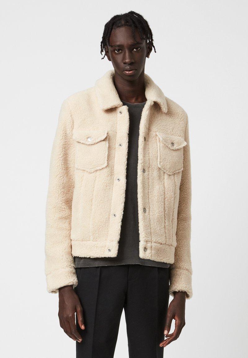 AllSaints - BEVIN - Winter jacket - white