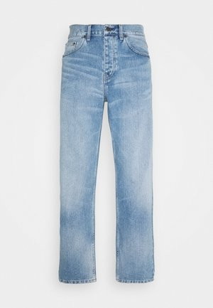 NEWEL PANT MAITLAND - Džíny Relaxed Fit - blue light used wash