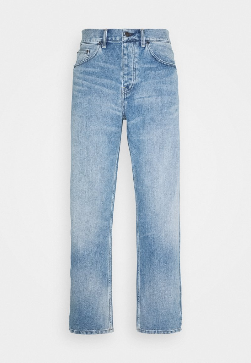 Carhartt WIP - NEWEL PANT MAITLAND - Relaxed fit jeans - blue light used wash