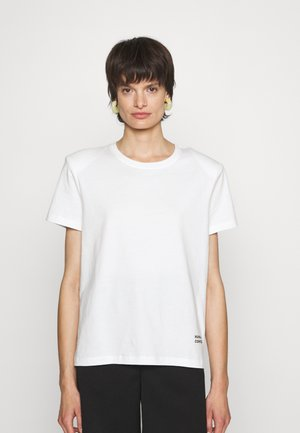 VOLLEY THINK TWICE - T-shirt con stampa - jet stream
