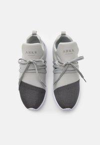 ARKK Copenhagen - RAVEN UNISEX - Trainers - steeple gray/white - 3