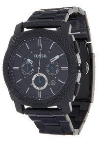 Fossil - FS4552-MACHINE - Zegarek chronograficzny - schwarz - 0