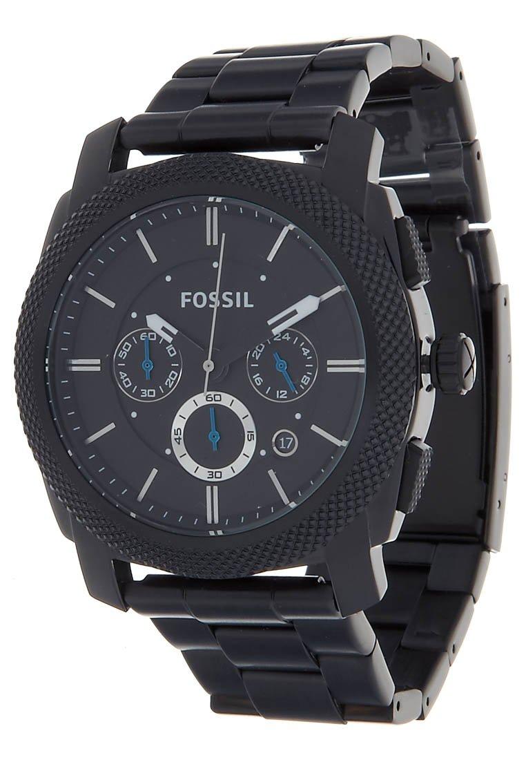 Fossil - FS4552-MACHINE - Zegarek chronograficzny - schwarz