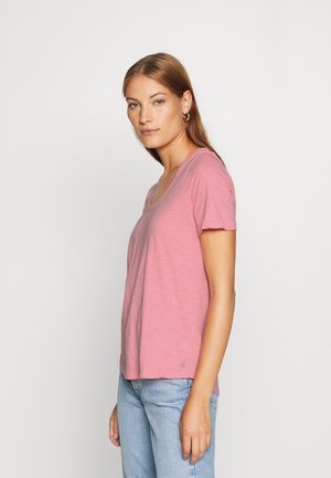 SHORT SLEEVE - Basic T-shirt - sunlit coral
