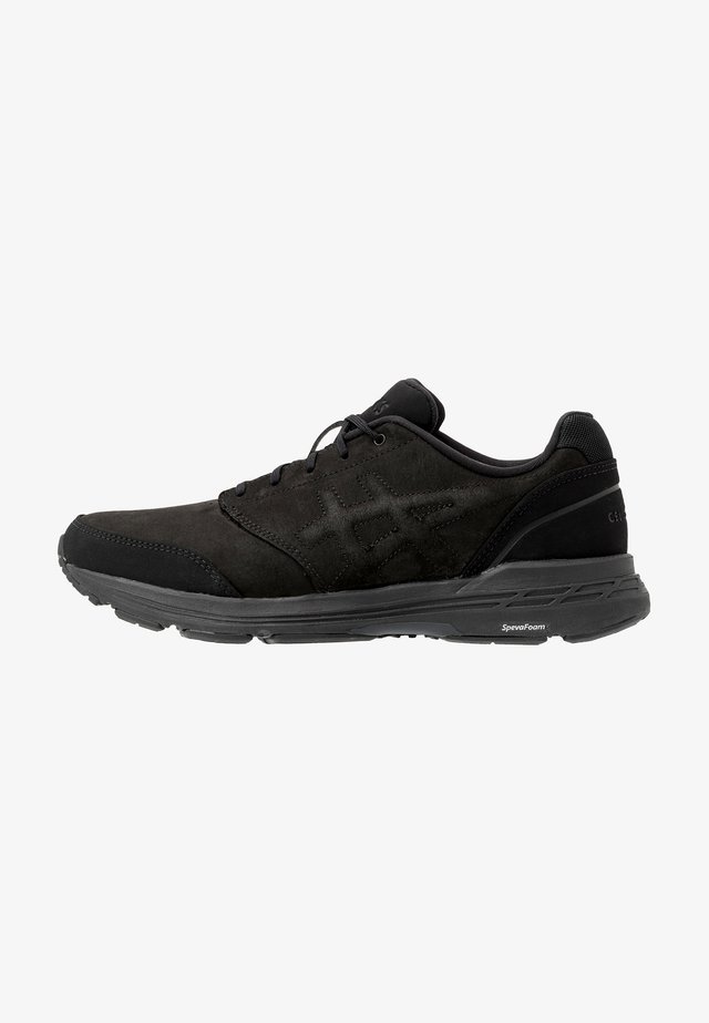 GEL-ODYSSEY - Walking trainers - black