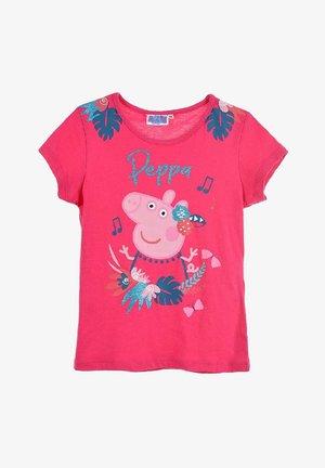PEPA PIG - Print T-shirt - pink