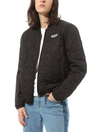 WM BOOM BOOM VI  - Bomber Jacket - black