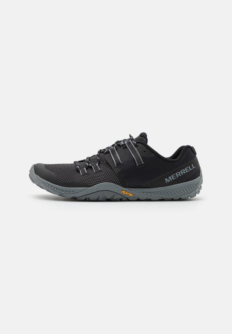 Merrell - GLOVE 6 - Trail running shoes - black