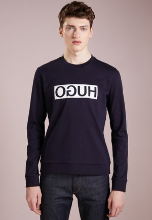 DICAGO - Long sleeved top - navy