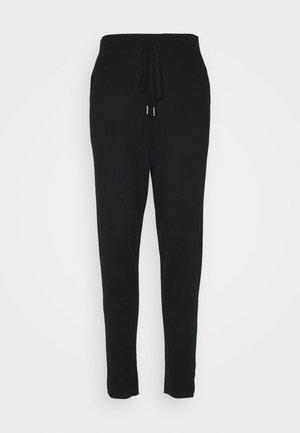 KAKITLYN PANTS - Trousers - black deep