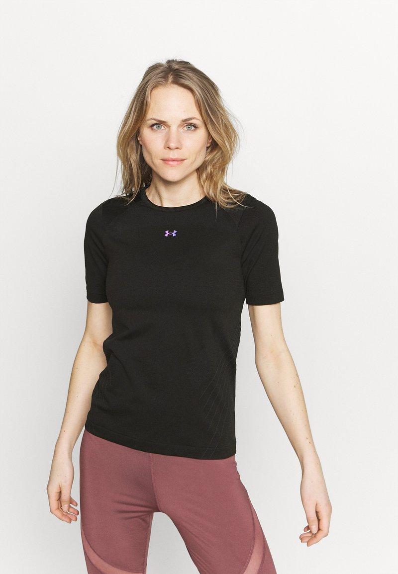 Under Armour - T-shirt sportiva - bamboo
