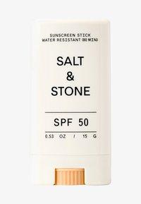 Salt & Stone - SPF 50 SUNSCREEN FACE STICK - Solskydd - - - 0